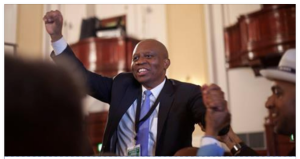 Herman Mashaba - Mayor of Johannesburg